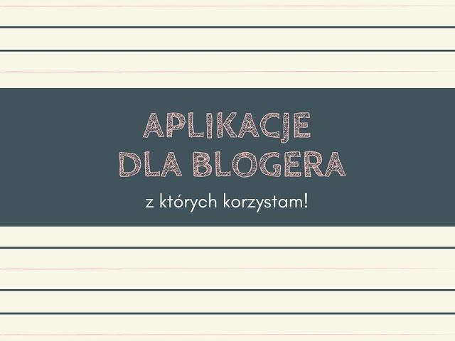 aplikacjedlablogera 2 - Jak ułatwić sobie pisanie bloga? Aplikacje dla blogerów.
