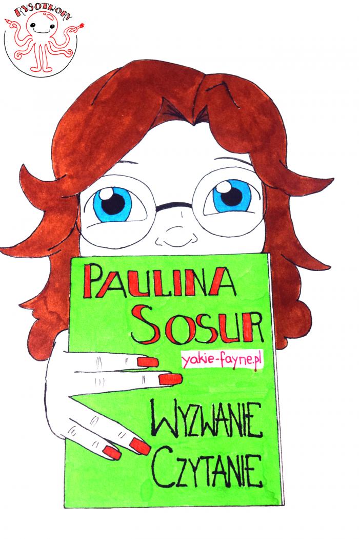 18901101 1359813654110420 1287175378 o1 700x1050 2 - #Wyzwanieczytanie Wrzesień - czyli Paulina pyta jaką chcę być książką!