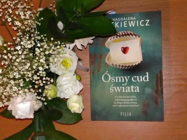 """22447309 1597286890329695 1286741064 n 2 - """"Ósmy cud świata"""" Magdalena Witkiewicz"""