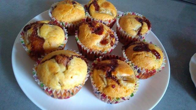 23899414 1744416042259662 1203122655 n 2 - Ewka gotuje i dziś serwuje muffiny czekoladowe :)