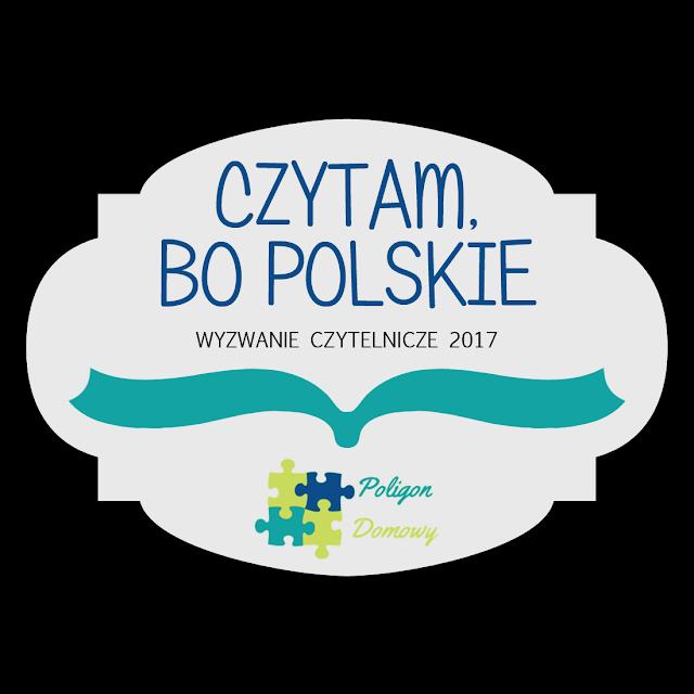 wyzwanie2 4 - ROCZNE PODSUMOWANIE WYZWANIA #CZYTAMBOPOLSKIE 2017