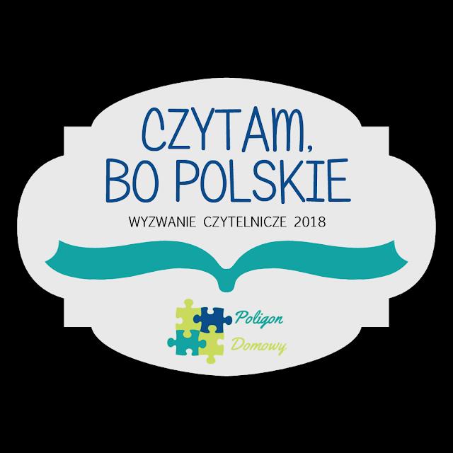 czytam bo polskie wyzwanie czytelnicze