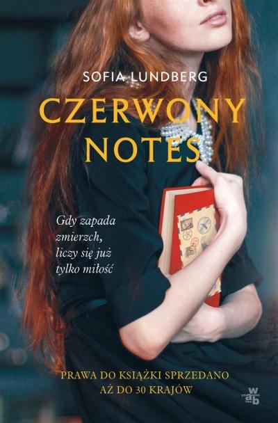 """d9788328058316 - Książka inna niż wszystkie -""""Czerwony notes"""""""