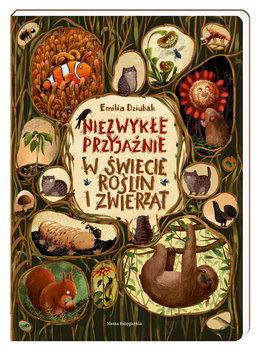 niezwykle przyjaznie w swiecie roslin i zwierzat w iext53482694 - Niezwykłe przyjaźnie w świecie roślin i zwierząt - Emilia Dziubak
