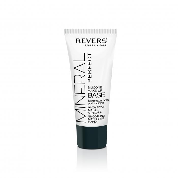 silikonowa baza pod makijaz mineral perfect silicone make up base - Silikonowa baza pod makijaż - Revers Cosmetics