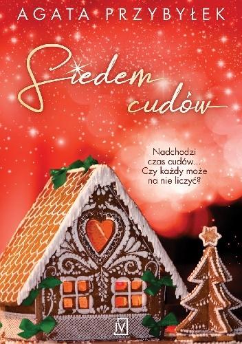 695083 352x500 - Siedem cudów - Agata Przybyłek
