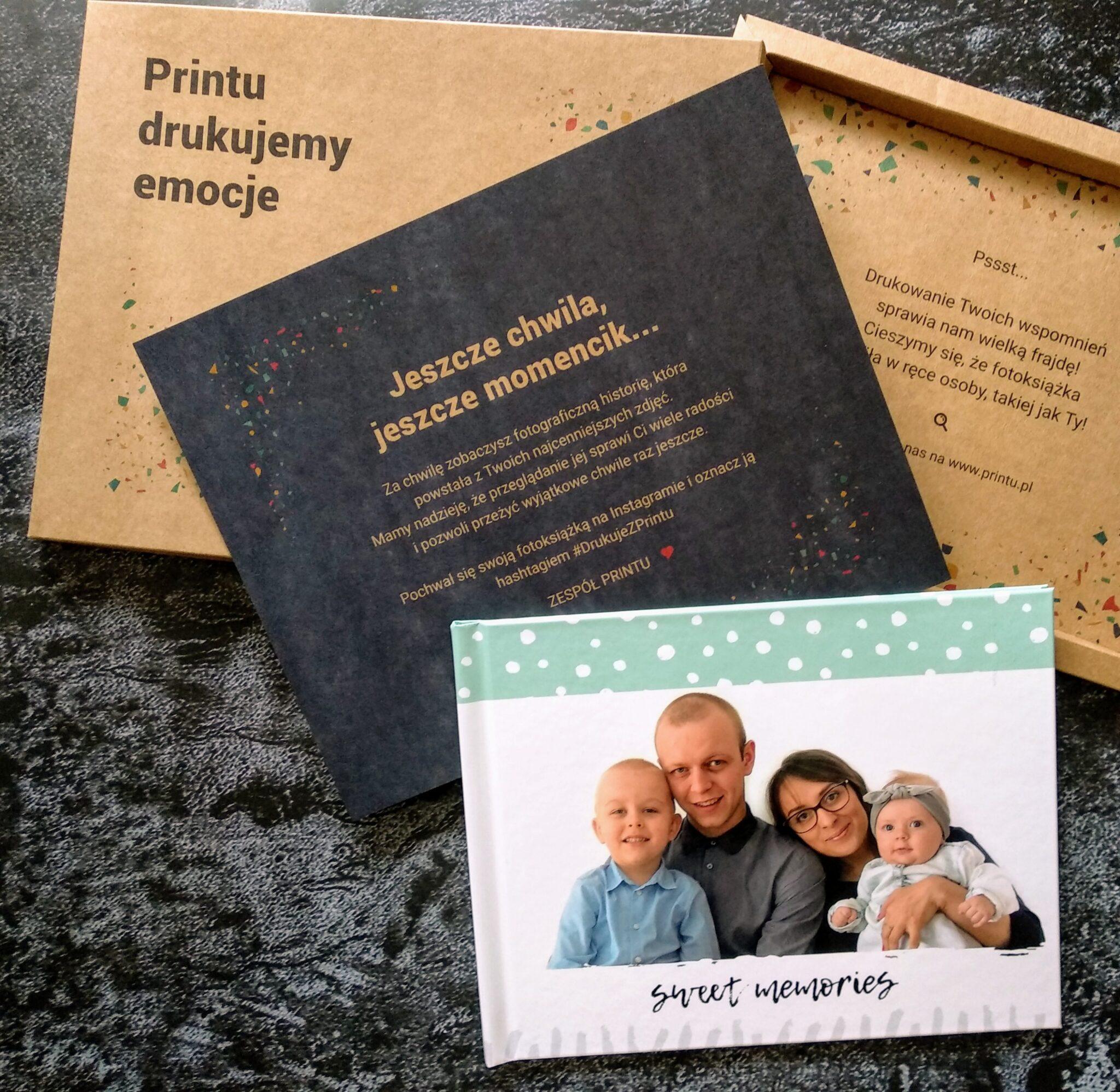 fotoksiążka prezent printu