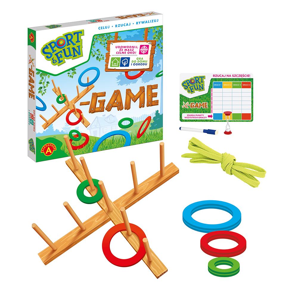 2143 SPORT Fun X Game - Sport&Fun – X-Game - idealna gra na wakacje!