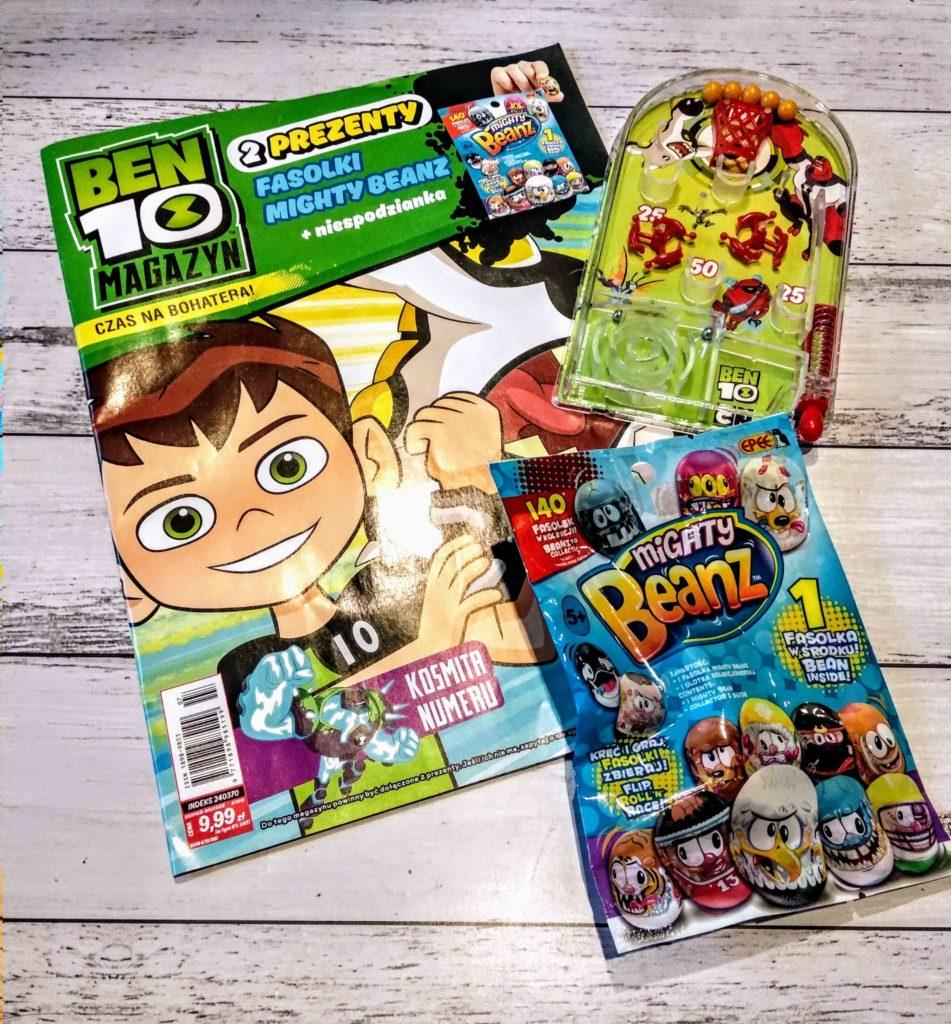 IMG 20190919 155006 951x1024 - Przegląd prasy dziecięcej - Magazyny od Media Service Zawada