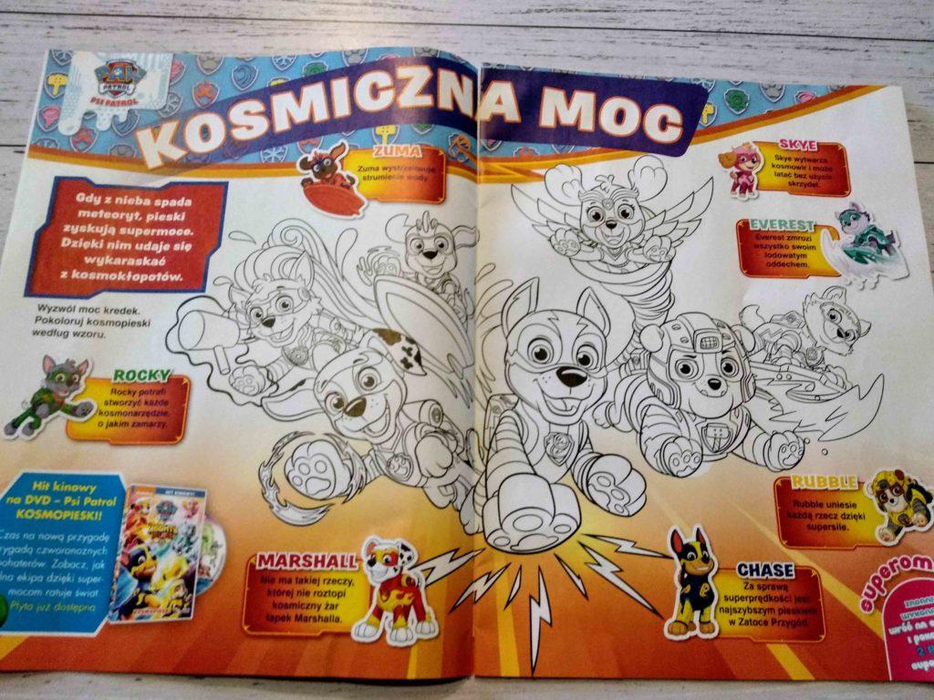 IMG 20190919 161359 1024x768 - Przegląd prasy dziecięcej - Magazyny od Media Service Zawada